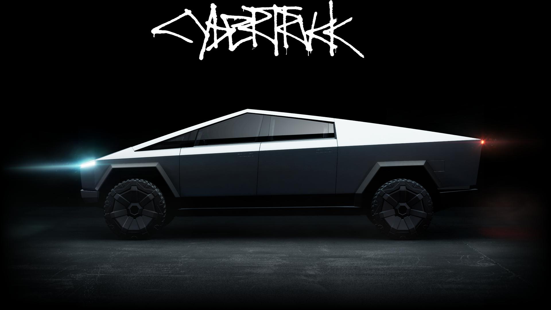 Pack of 1 180mm Cybertruck Model S 3 X Y Roadster P100D Vehicle Logo Emblem GREATCO Dual Motor Letters Gloss Black Side//Front//Rear Logo For TESLA